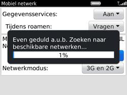 BlackBerry 9780 Bold - netwerk en bereik - gebruik in binnen- en buitenland - stap 6