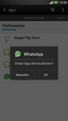 HTC One - Apps - Eine App deinstallieren - Schritt 7