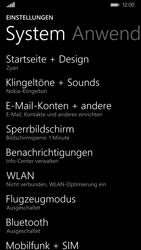 Nokia Lumia 930 - E-Mail - Konto einrichten - 0 / 0