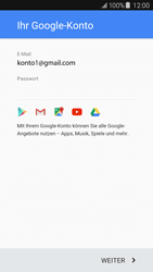 Samsung Galaxy J5 (2016) - Apps - Konto anlegen und einrichten - 18 / 24
