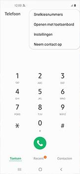 Samsung galaxy-xcover-pro-sm-g715fn - Beveiliging en ouderlijk toezicht - Nummer blokkeren - Stap 5