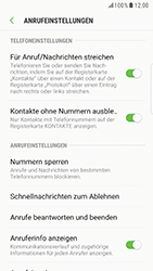Samsung Galaxy S6 Edge (G925F) - Android Nougat - Anrufe - Anrufe blockieren - Schritt 6