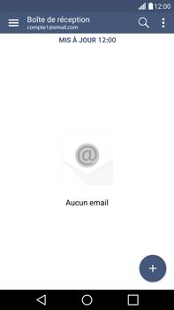 LG H815 G4 - E-mail - Configurer l