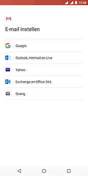 Nokia 7 Plus (Dual SIM) - E-mail - Account instellen (IMAP zonder SMTP-verificatie) - Stap 7