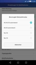 Huawei Y6 - Netzwerk - Netzwerkeinstellungen ändern - 2 / 2