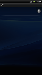 Sony Xperia Arc S - Internet - Configuration manuelle - Étape 9