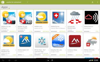 Sony Xperia Tablet Z LTE - Apps - Installieren von Apps - Schritt 18