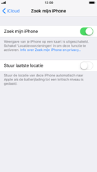 Apple iPhone 6s - iOS 11 - Beveiliging en privacy - zoek mijn iPhone activeren - Stap 7