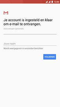 OnePlus 3 - Android Nougat - E-mail - handmatig instellen (yahoo) - Stap 12
