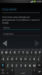 HTC One - Applicazioni - Configurazione del negozio applicazioni - Fase 5