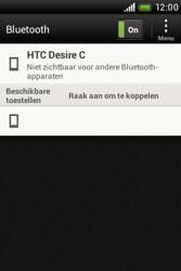 HTC A320e Desire C - Bluetooth - koppelen met ander apparaat - Stap 8