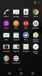 Sony Xperia Z5 Compact - WiFi - Configurazione WiFi - Fase 3