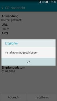 Samsung N910F Galaxy Note 4 - Internet - Automatische Konfiguration - Schritt 9