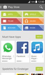 Samsung J100H Galaxy J1 - Apps - Herunterladen - Schritt 4
