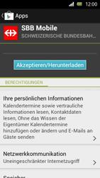 Sony Xperia U - Apps - Installieren von Apps - Schritt 22