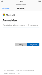 Apple iPhone 6s - iOS 12 - E-mail - Handmatig Instellen - Stap 6