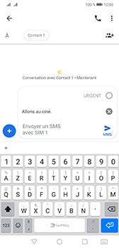 Huawei Mate 20 - MMS - envoi d'images - Étape 9
