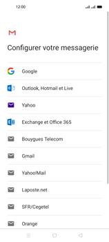 Oppo A53s - E-mails - Ajouter ou modifier votre compte Outlook - Étape 7