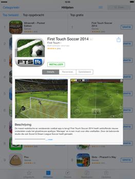 Apple iPad 4th generation (Retina) met iOS 7 - Applicaties - Account aanmaken - Stap 6