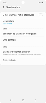 Samsung galaxy-s10-lite-dual-sim-sm-g770f - SMS - Handmatig instellen - Stap 10