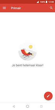 ZTE Blade V9 - E-mail - Handmatig instellen (gmail) - Stap 6