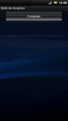 Sony Xperia Arc - E-mail - Configuration manuelle - Étape 4