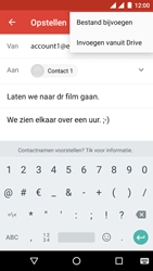 Android One GM6 - E-mail - hoe te versturen - Stap 10