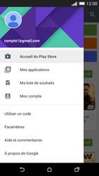HTC One M8 - Applications - Comment vérifier les mises à jour des applications - Étape 5