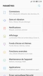 Samsung G935 Galaxy S7 Edge - Android Nougat - Internet - Désactiver du roaming de données - Étape 4