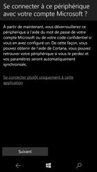 Microsoft Lumia 650 - Applications - Créer un compte - Étape 17
