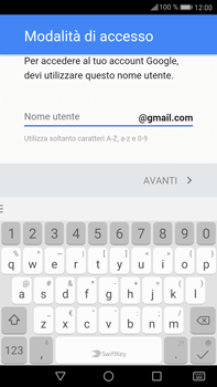 Huawei Mate 9 - Applicazioni - Configurazione del negozio applicazioni - Fase 9