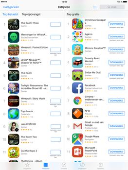 Apple iPad Mini 4 - Applicaties - Account aanmaken - Stap 4