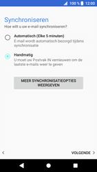 Sony Xperia XZ1 Compact - E-mail - handmatig instellen (yahoo) - Stap 10