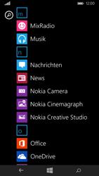 Nokia Lumia 735 - SMS - Manuelle Konfiguration - 3 / 9