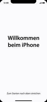 Apple iPhone X - iOS 11 - Persönliche Einstellungen von einem alten iPhone übertragen - 39 / 40