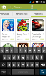 Alcatel One Touch Pop C3 - Applications - installing applications - Step 15