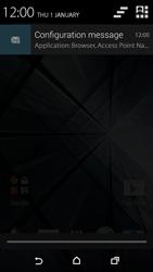 HTC Desire 320 - Internet - Automatic configuration - Step 4