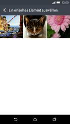HTC One M9 - MMS - Erstellen und senden - 0 / 0