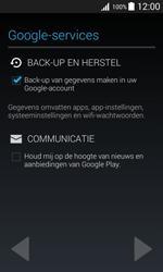 Samsung G388F Galaxy Xcover 3 - Applicaties - Account instellen - Stap 13