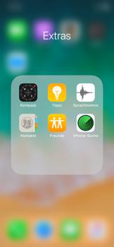 Apple iPhone X - Kontakte - Neuen Kontakt hinzufügen - 4 / 13