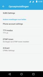 Fairphone 2 - Voicemail - Handmatig instellen - Stap 8