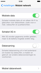 Apple iPhone 5c - Internet - Handmatig instellen - Stap 5