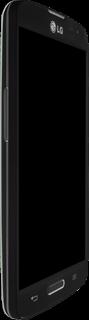 LG F70 - Premiers pas - Découvrir les touches principales - Étape 5