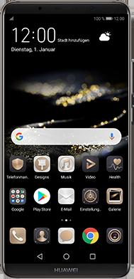 Huawei Mate 10 Pro - Android Pie - Gerät - Einen Soft-Reset durchführen - Schritt 2