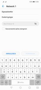 Huawei Mate 20 Lite - wifi - handmatig instellen - stap 7