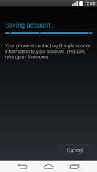 LG G3 - Applications - Setting up the application store - Step 18