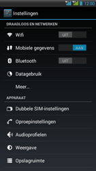HTC Desire 516 - Internet - Handmatig instellen - Stap 5