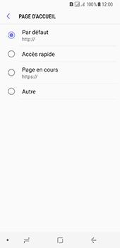 Samsung Galaxy A8 (2018) - Internet - Configuration manuelle - Étape 27