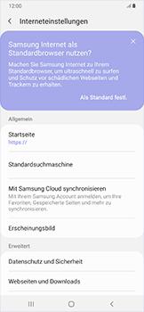 Samsung Galaxy A50 - Internet - Manuelle Konfiguration - Schritt 26