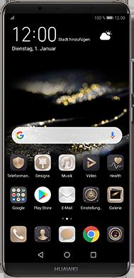 Huawei Mate 10 Pro - Android Pie - MMS - Manuelle Konfiguration - Schritt 16
